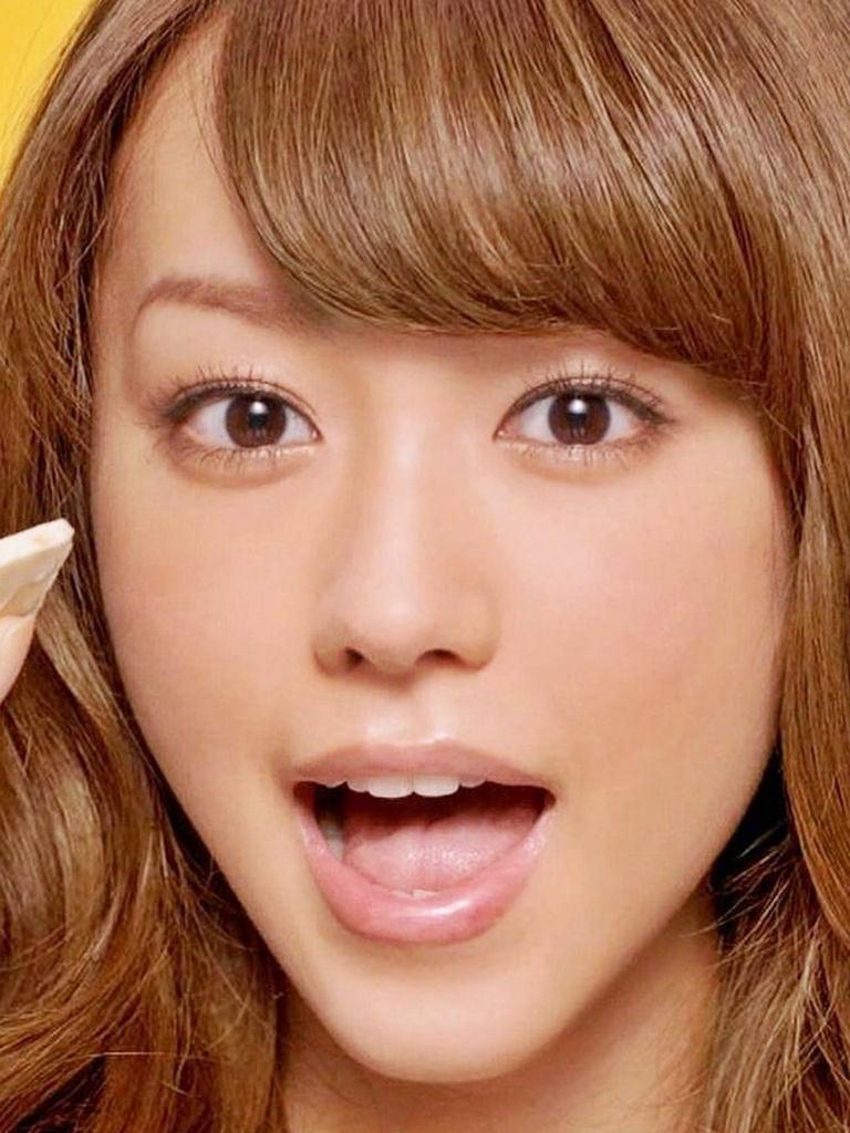 桐谷美玲の舌見せ