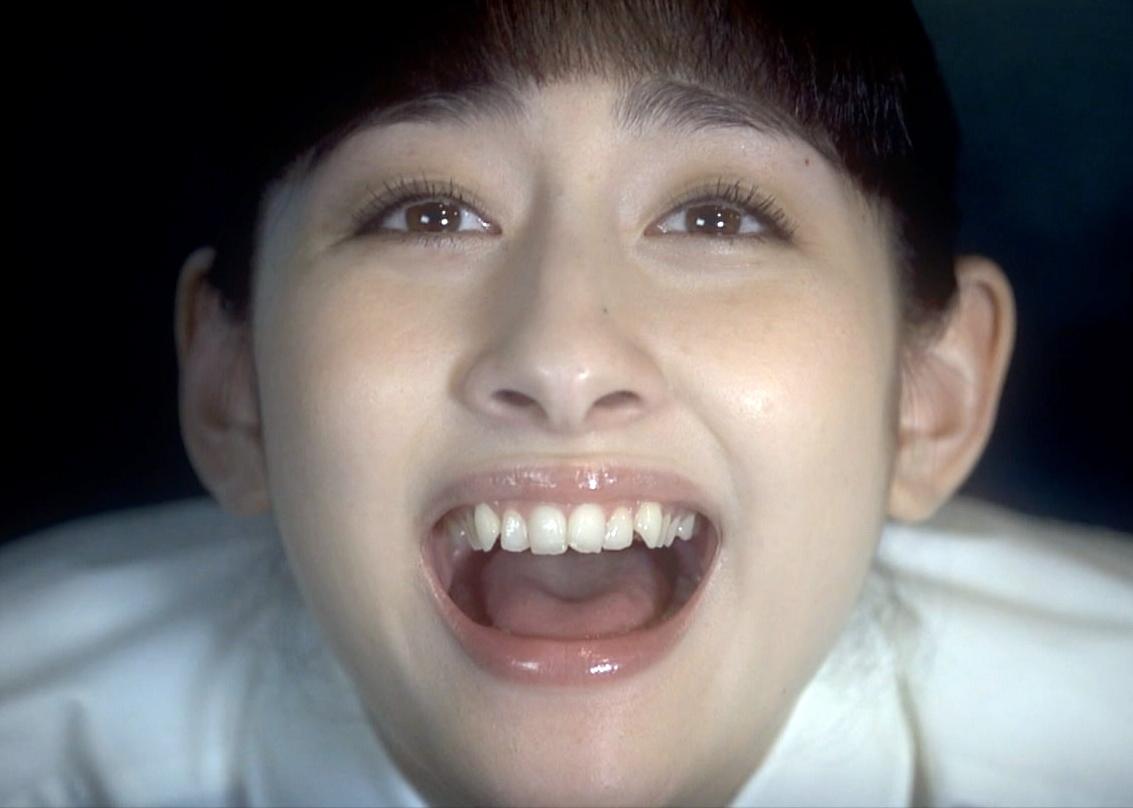 早見あかりの舌見せブッカケ待ち (1)