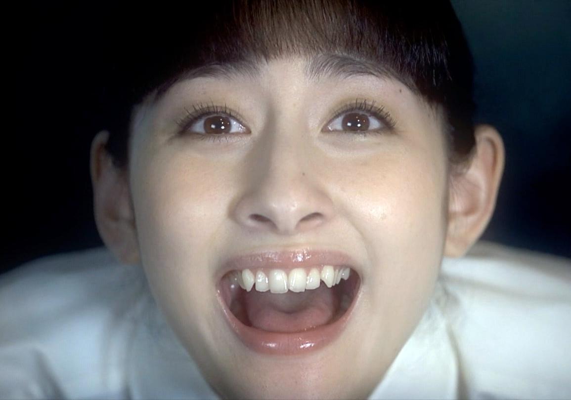 早見あかりの舌見せブッカケ待ち (2)