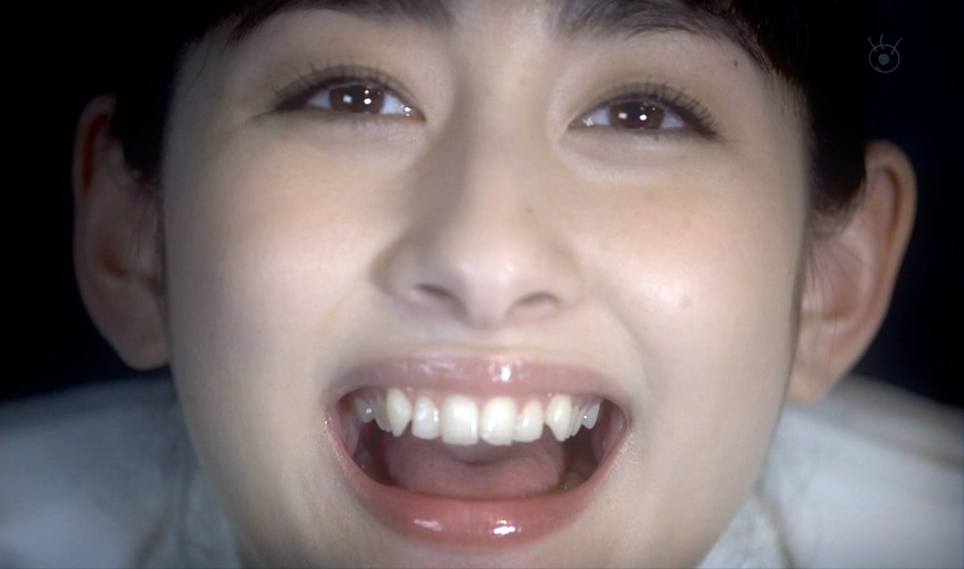 早見あかりの舌見せブッカケ待ち (3)