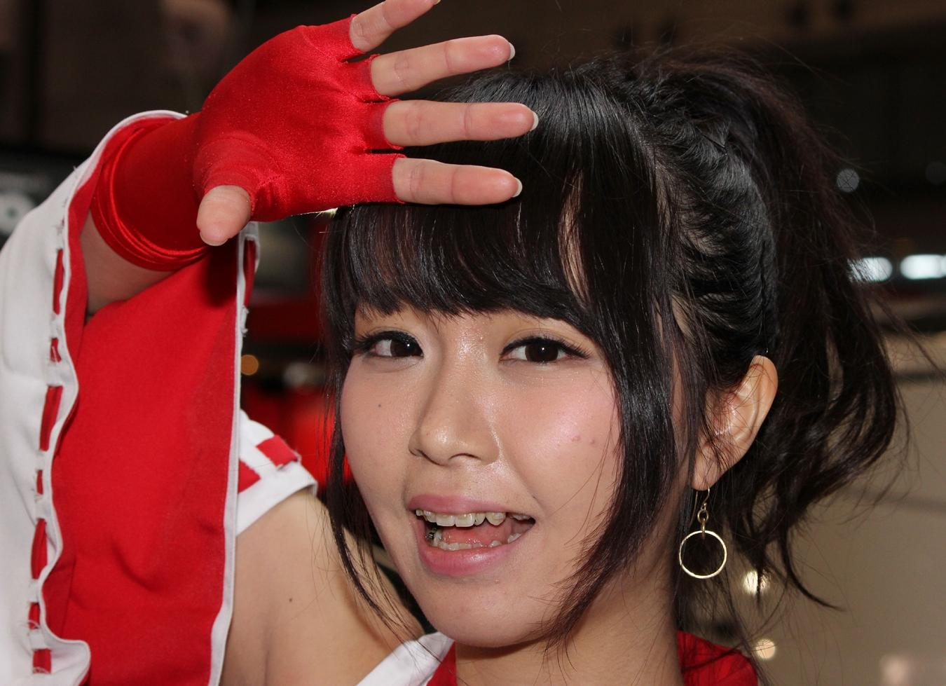 美しすぎるコンパニオンさん達 (6)