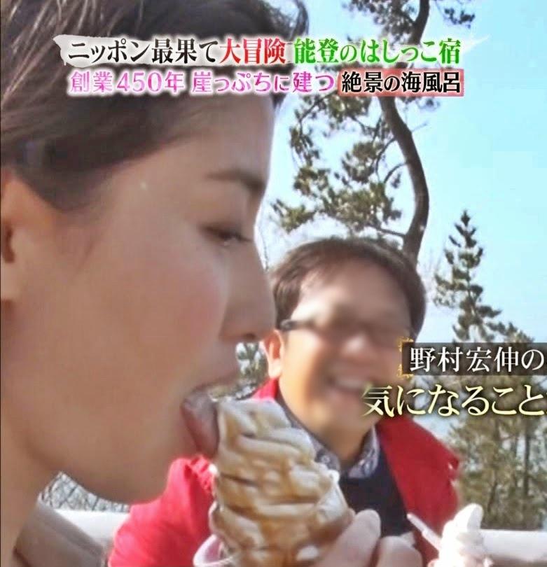 橋本マナミの擬似フェラ2 (9)