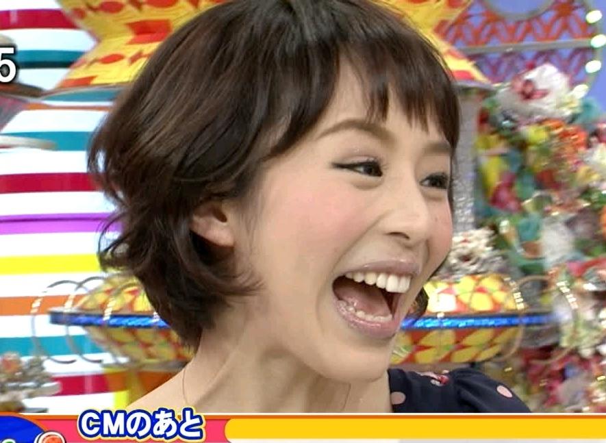 平野綾のフェラ顔舌見せ (6)