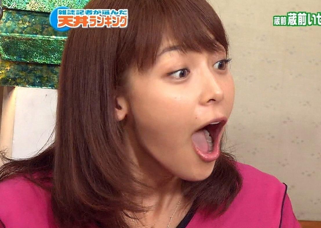 相武紗季の舌見せ