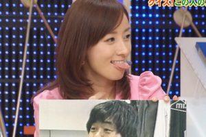 西尾由佳理の舌技 (1)