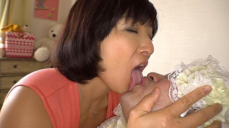パイパン巨乳ママ M息子たちの赤ちゃんプレイ願望 Gカップ美人変態ママ 鮎原いつき (1)