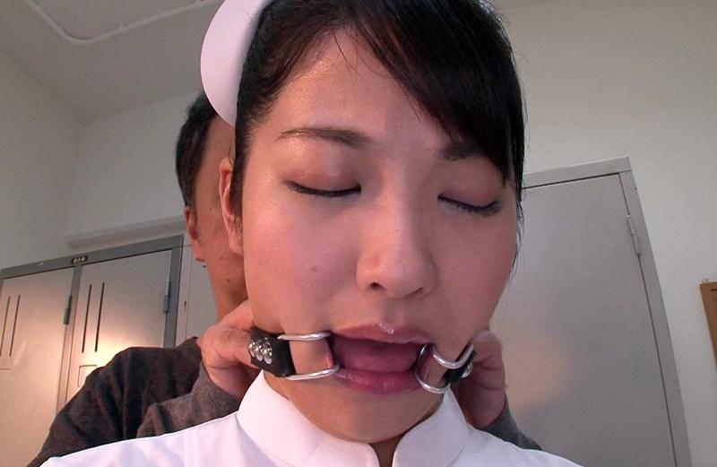 水谷あおいの舌折檻 (1)
