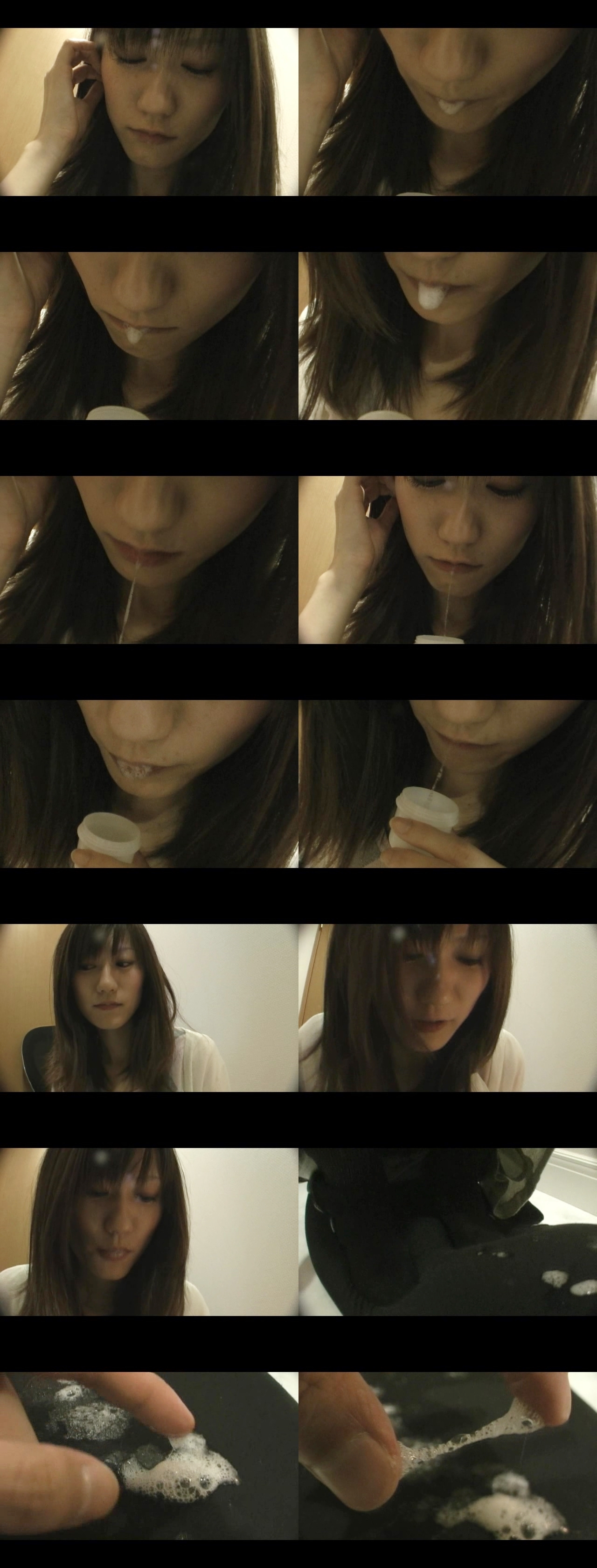 010/香奈美23歳の唾液