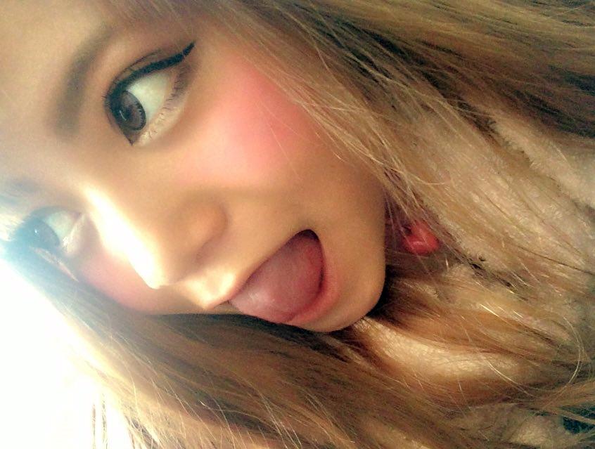 素人ギャルJKの舌技 (1)