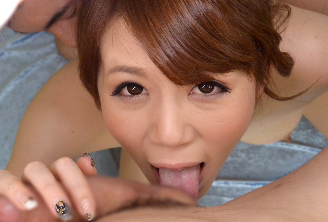 小泉真希の舌奉仕 (4)