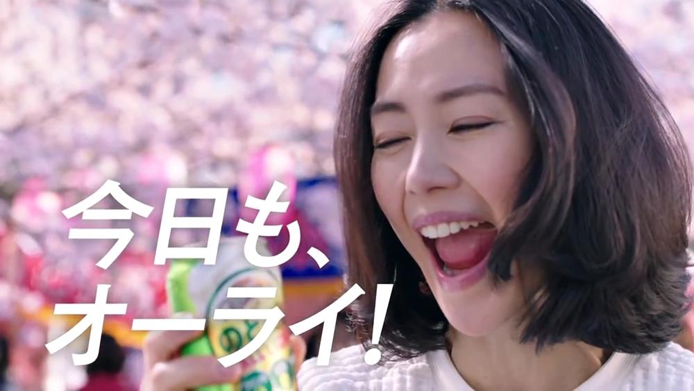 木村佳乃の舌見せ (5)