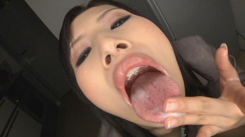 桐谷あやの舌堪能プレイ (5)