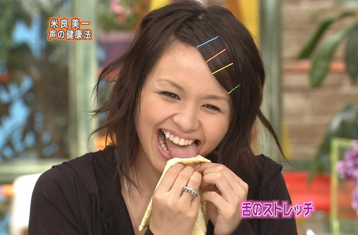 misonoの舌出し (4)
