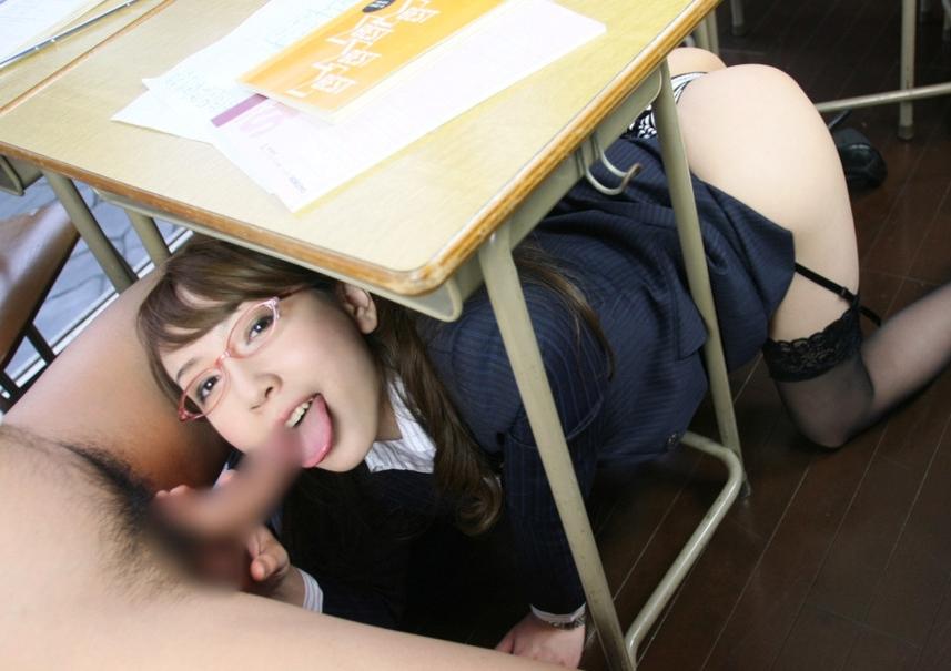 桐原あずさの舐め授業 (2)