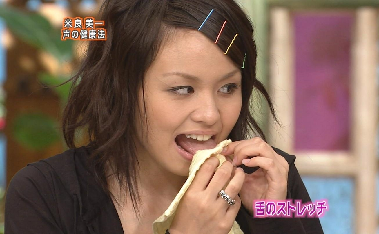 misonoの舌出し (3)