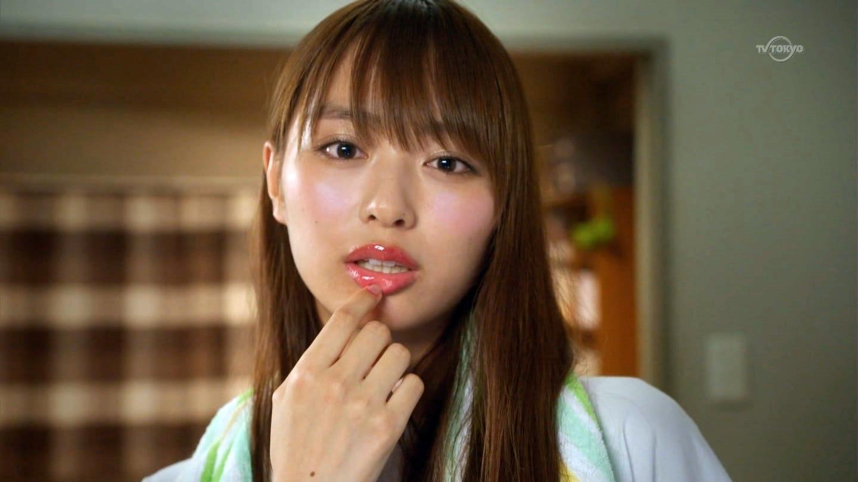 内田理央のキスせがみ (2)