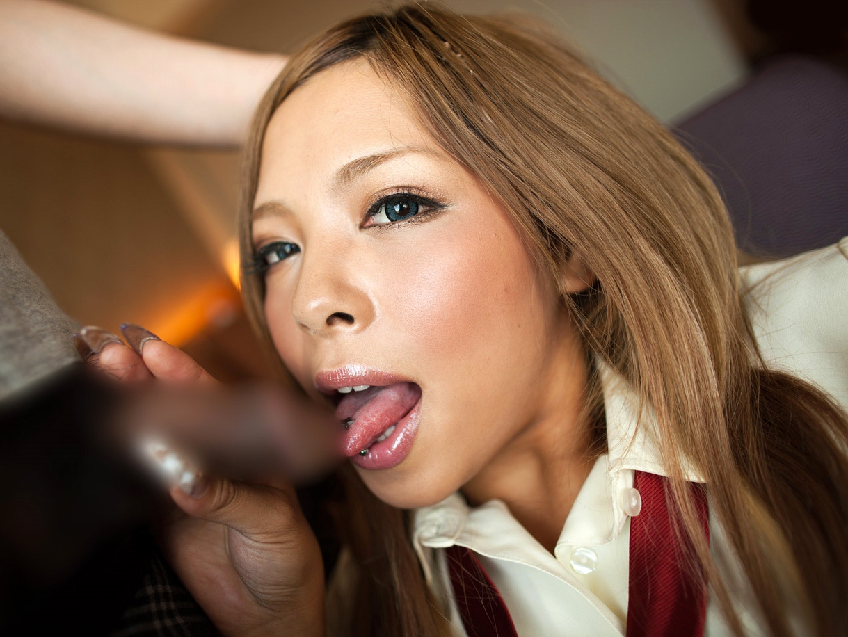 つばさの舌堪能プレイ (3)