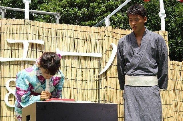 土屋太鳳の擬似フェラ (3)