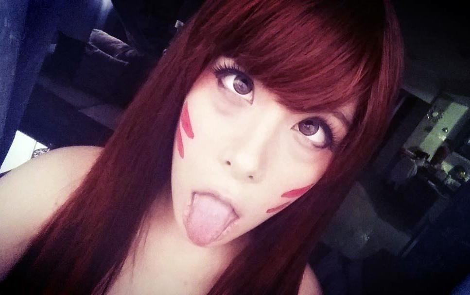 アヘ顔舌出し (7)