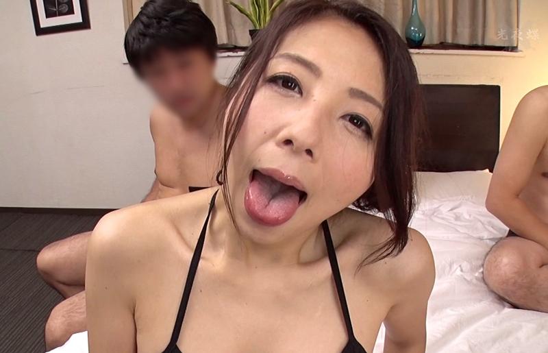 一条綺美香の美熟舌 (1)