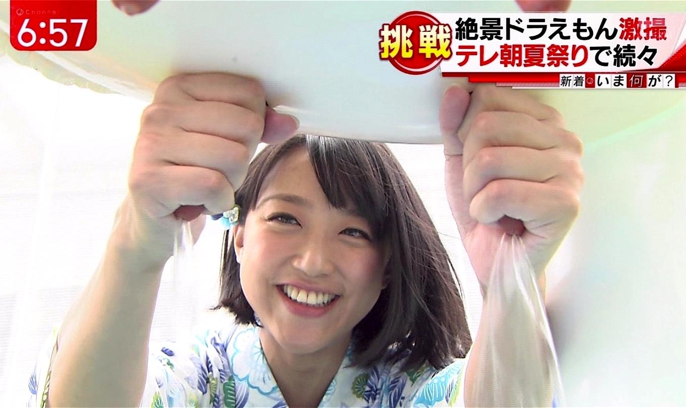 竹内由恵の手コキ2 (2)