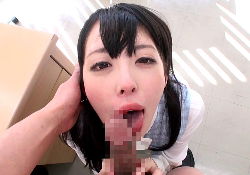 黒木いくみのマゾ舌汚し (2)