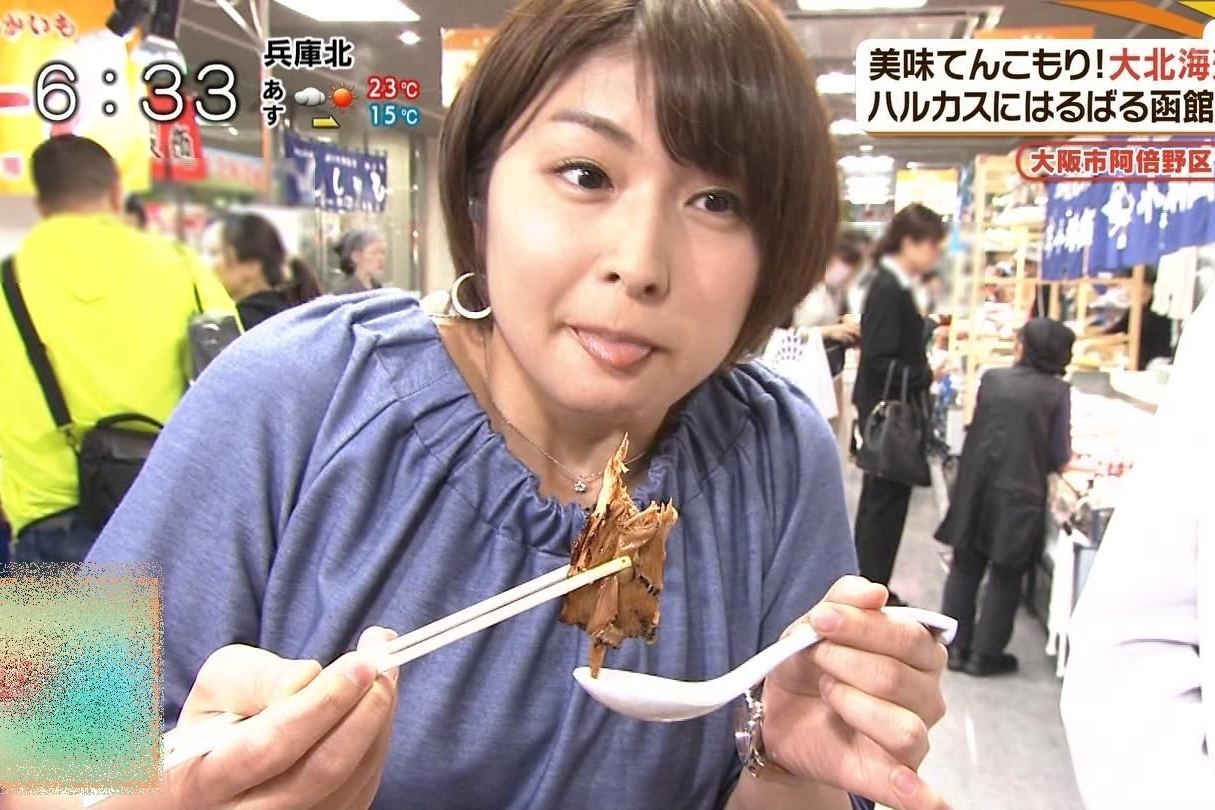 川添佳穂の食事舌 (3)