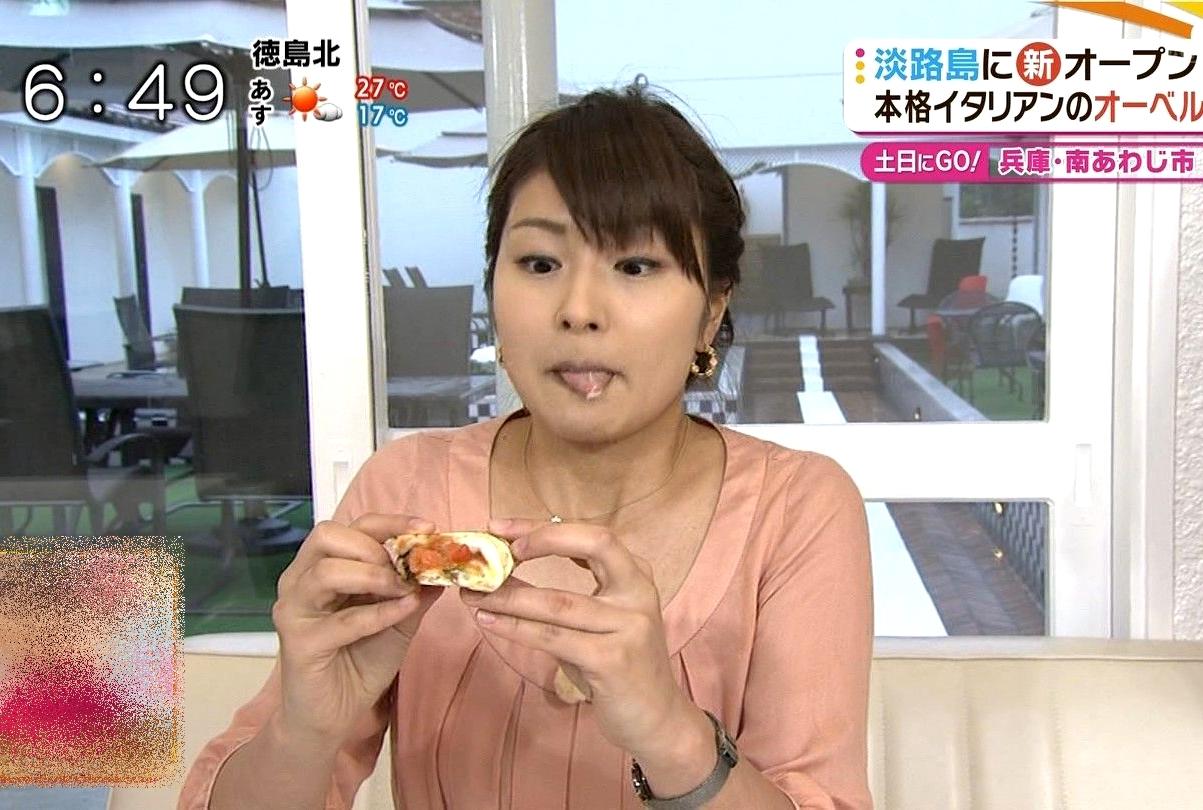 川添佳穂の食事舌 (2)