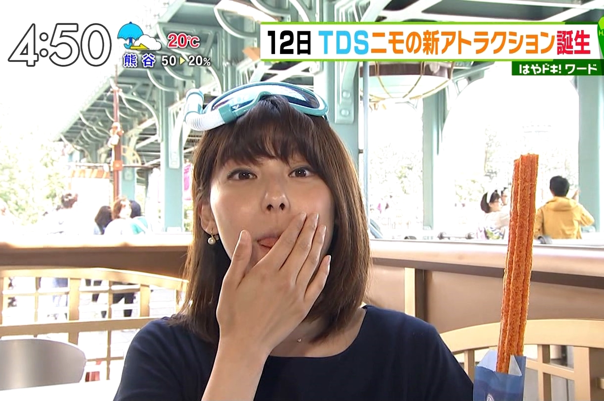 上村彩子の疑似フェラ (6)