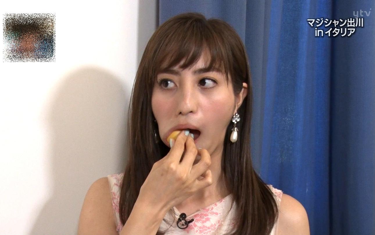 堀田茜の顔面崩壊 (1)