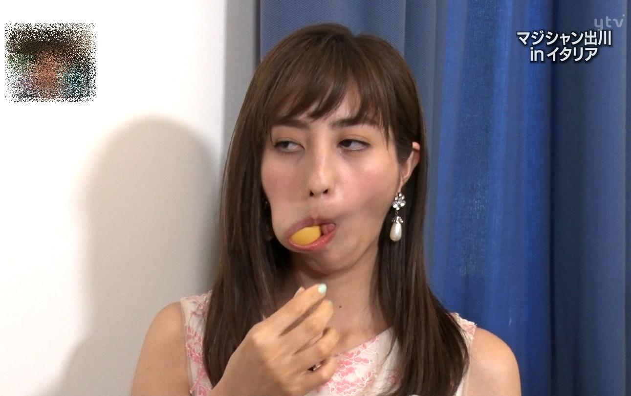堀田茜の顔面崩壊 (3)