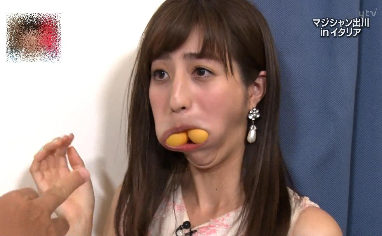 堀田茜の顔面崩壊 (11)