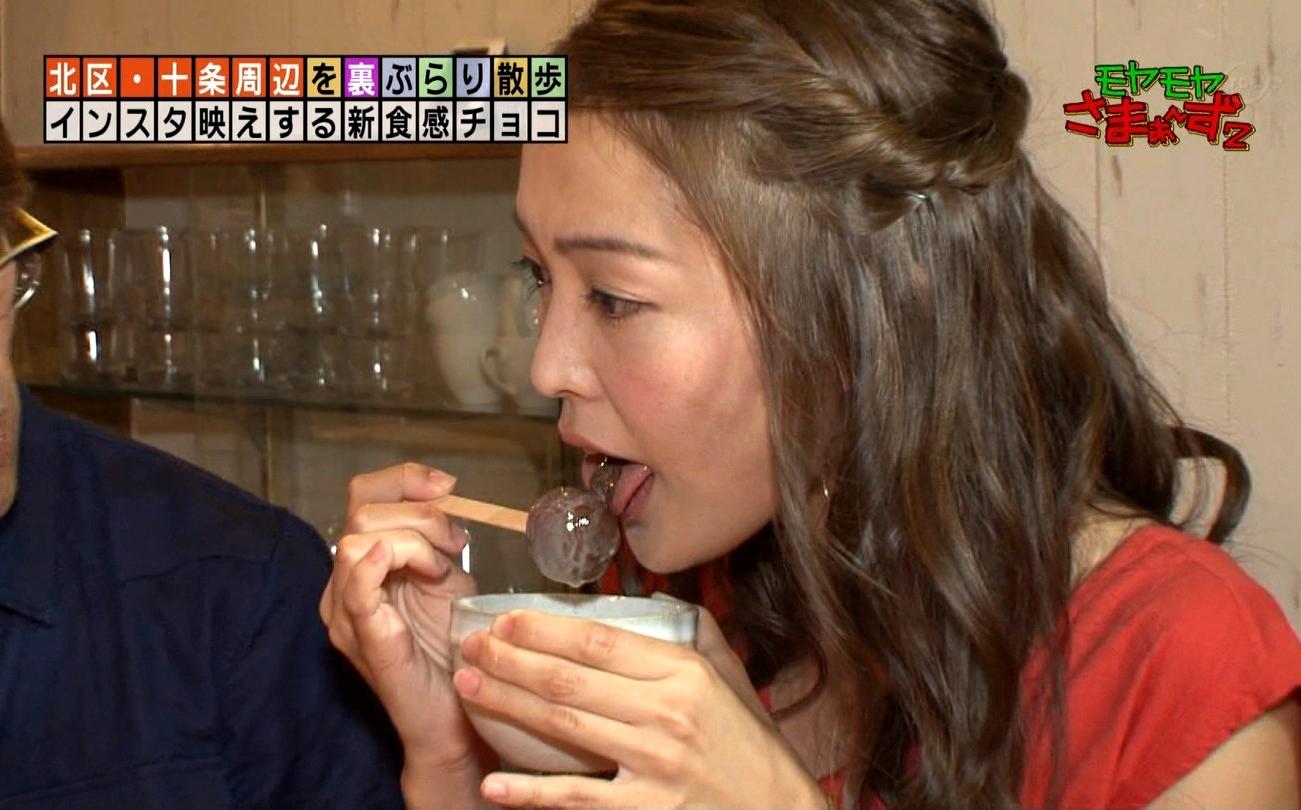 福田典子の舐めテク (1)