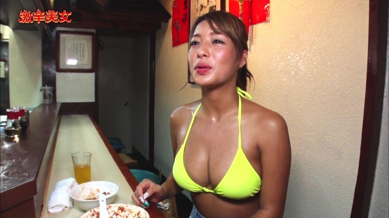 橋本梨菜の大量汗 (5)