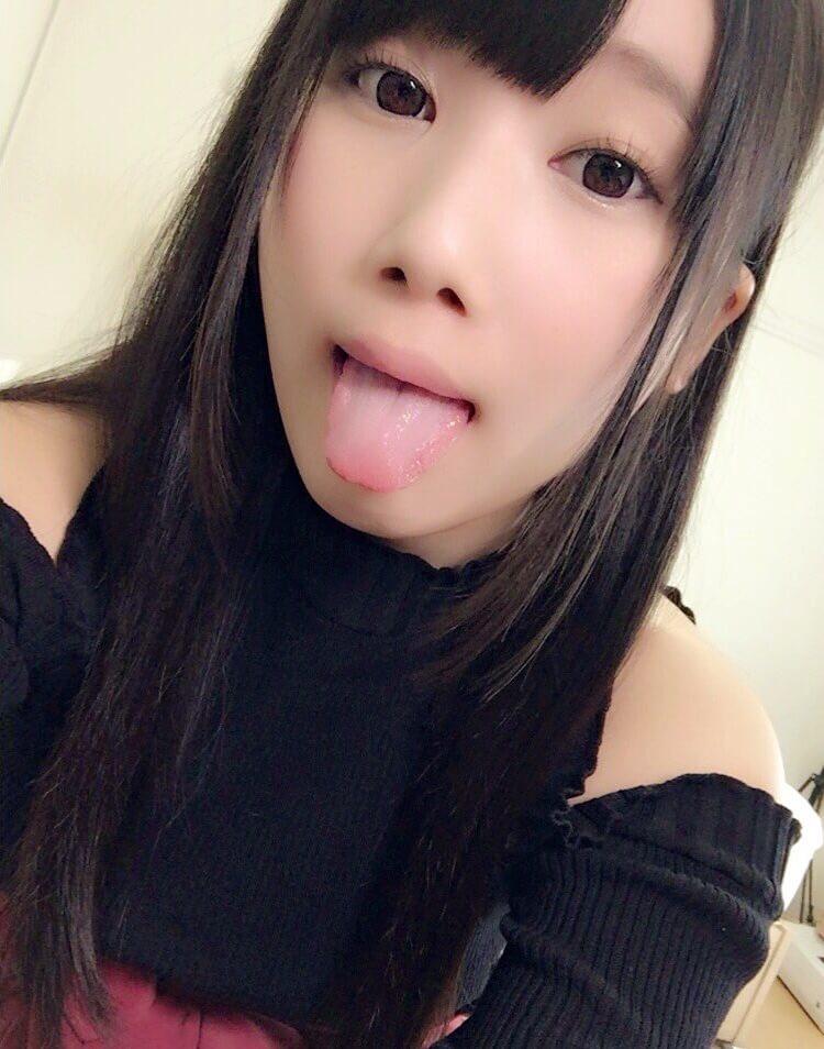 宮崎あやの美トロ舌 (1)