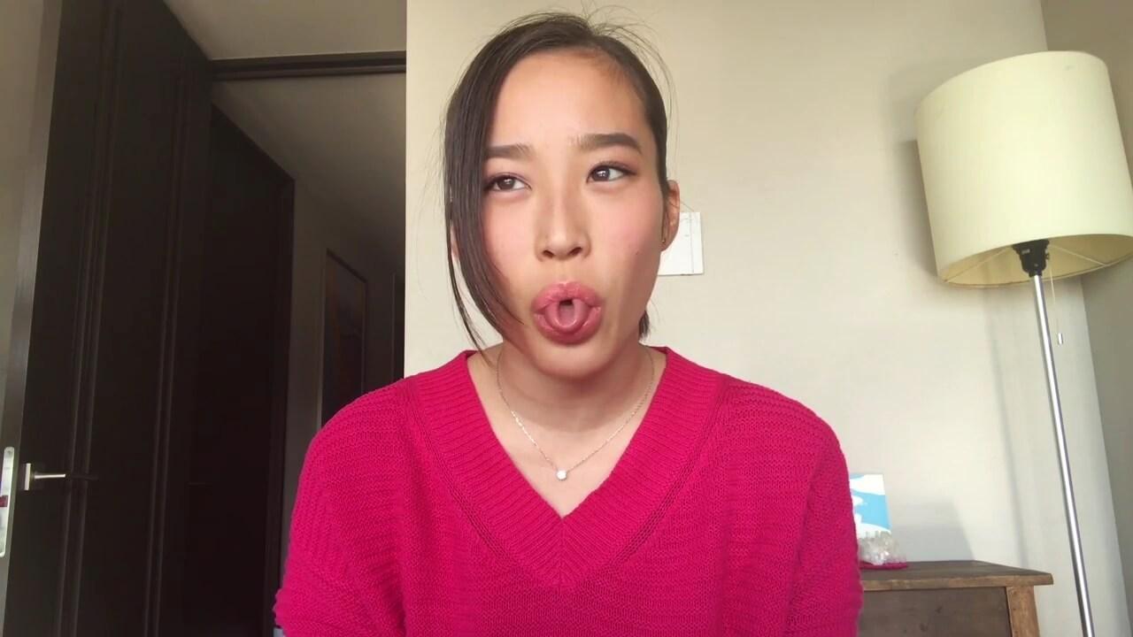 長舌YouTuberの舌遊び3 (3)