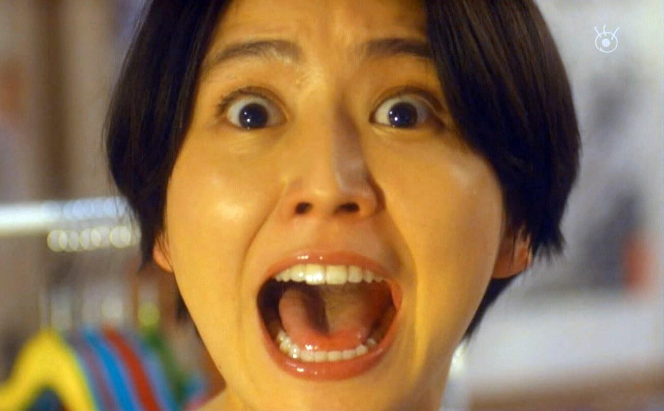 長澤まさみの汚舌キャプ (1)