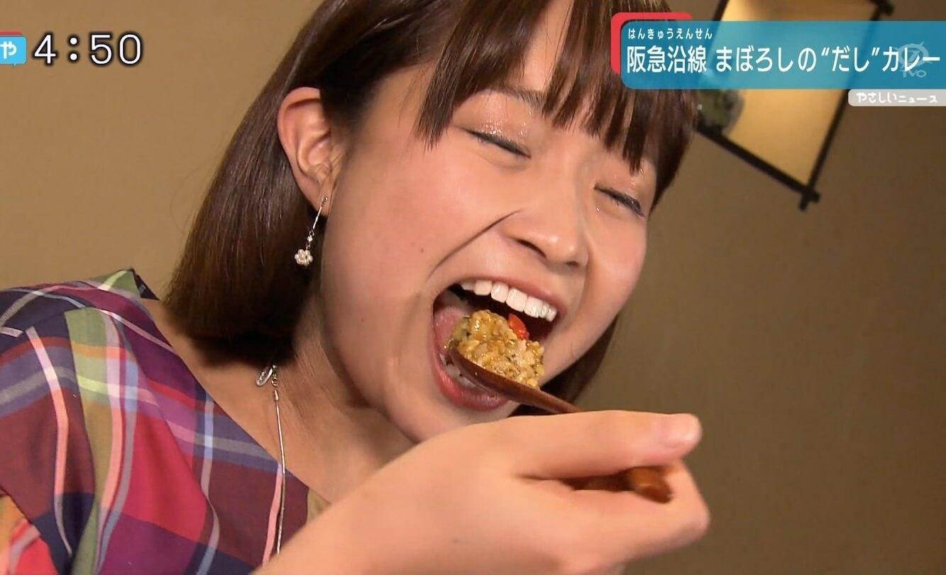 川北円佳の食事舌 (7)