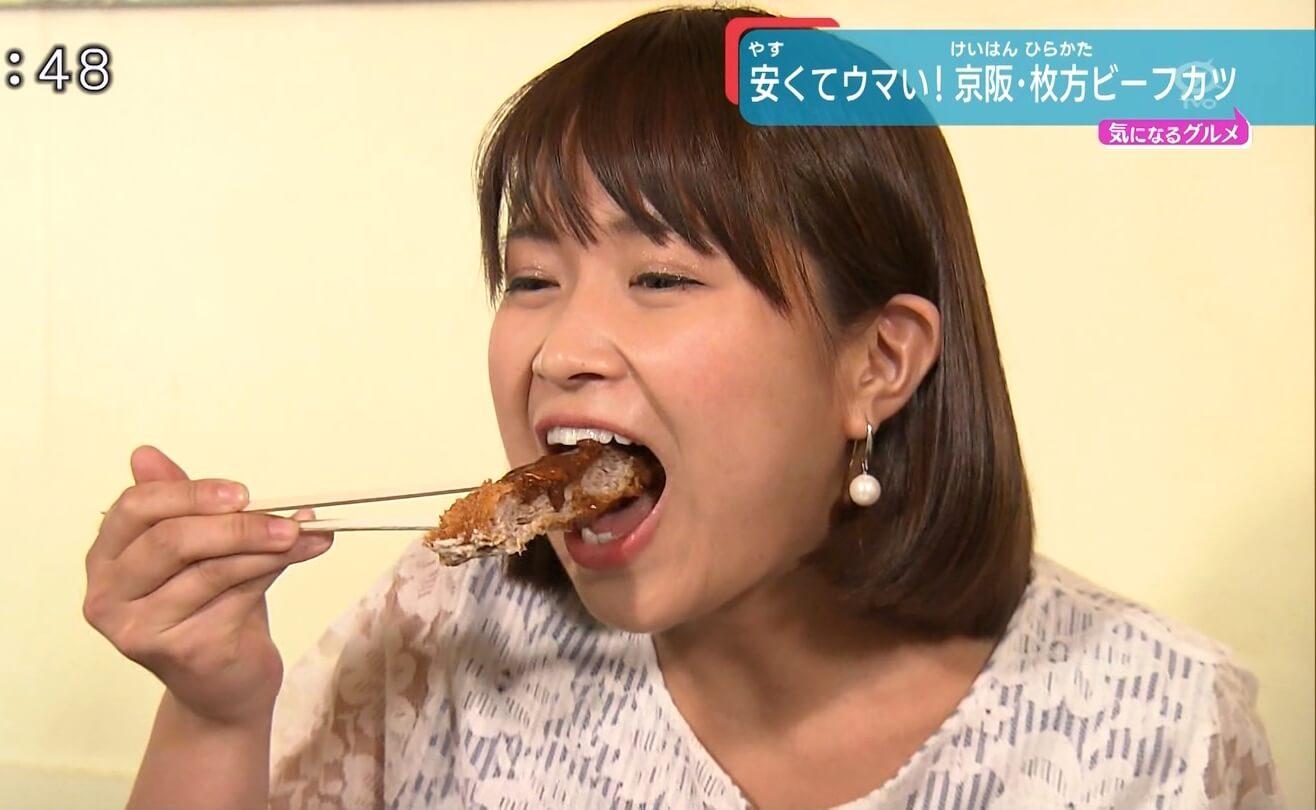 川北円佳の食事舌 (5)
