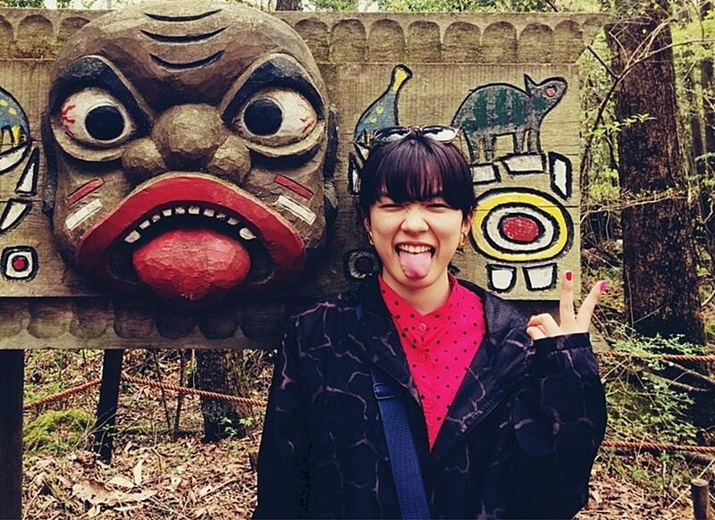 永野芽郁の舌出し (2)