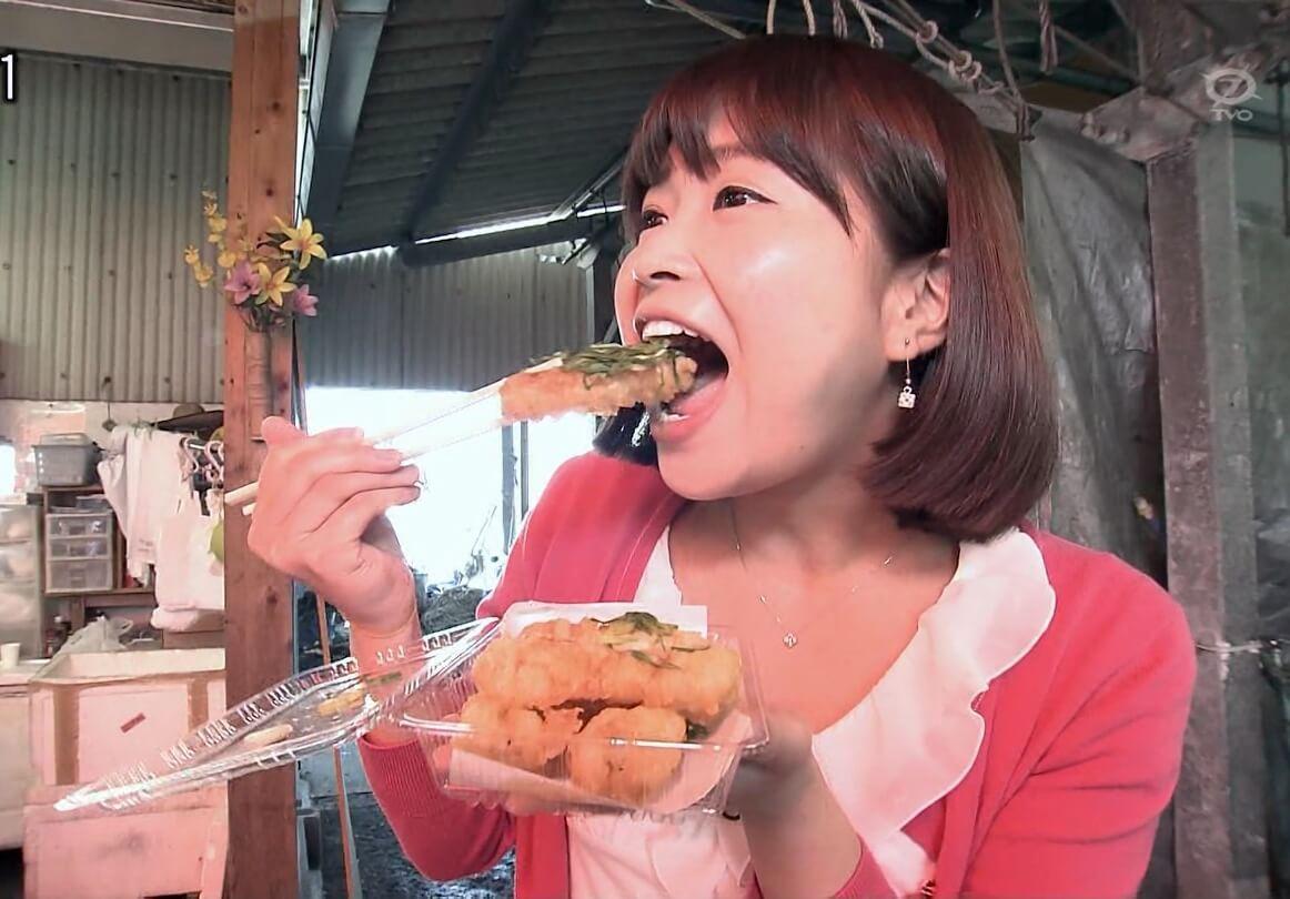 川北円佳の食事舌 (6)