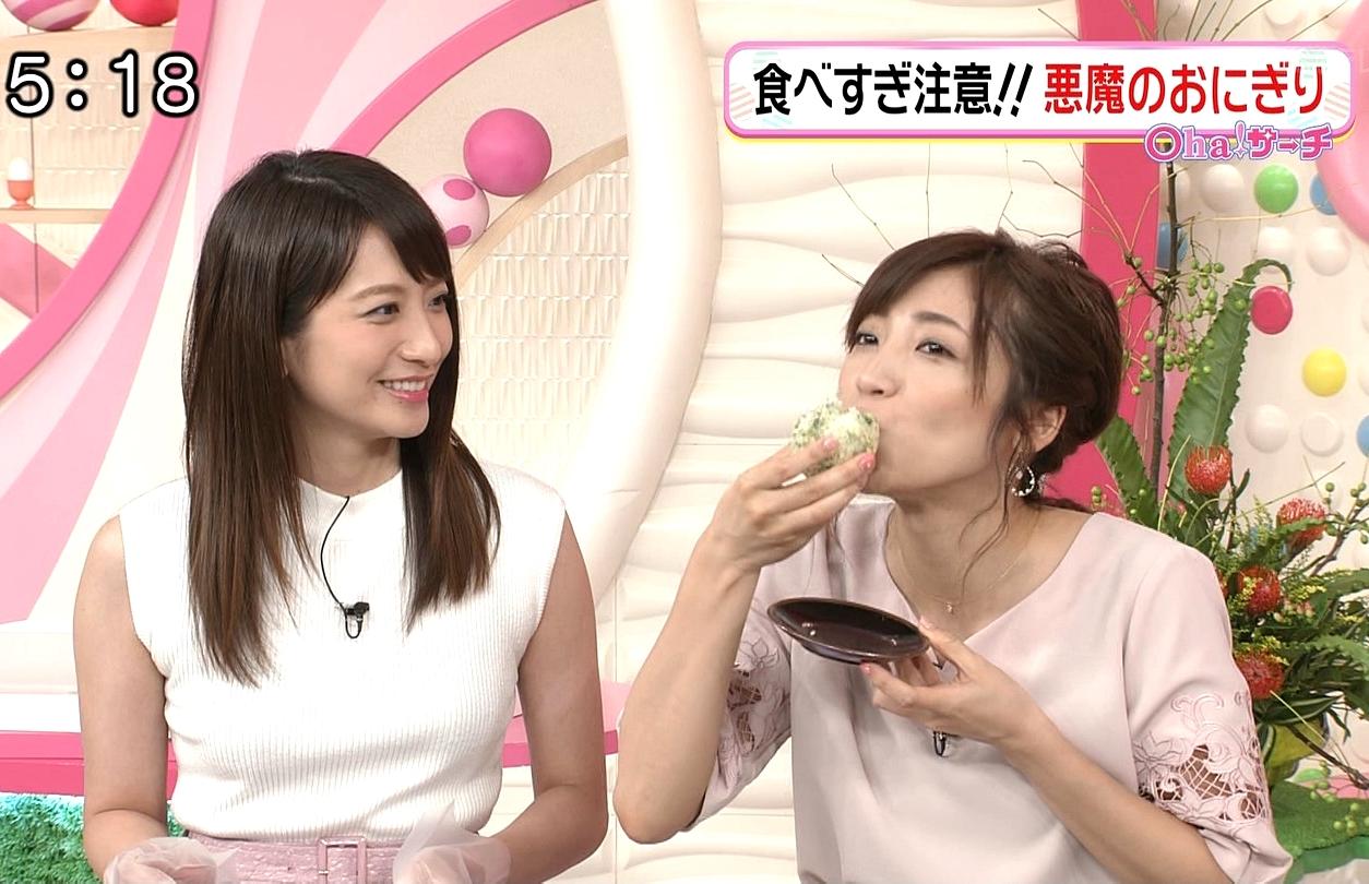 内田敦子の食事舌 (2)