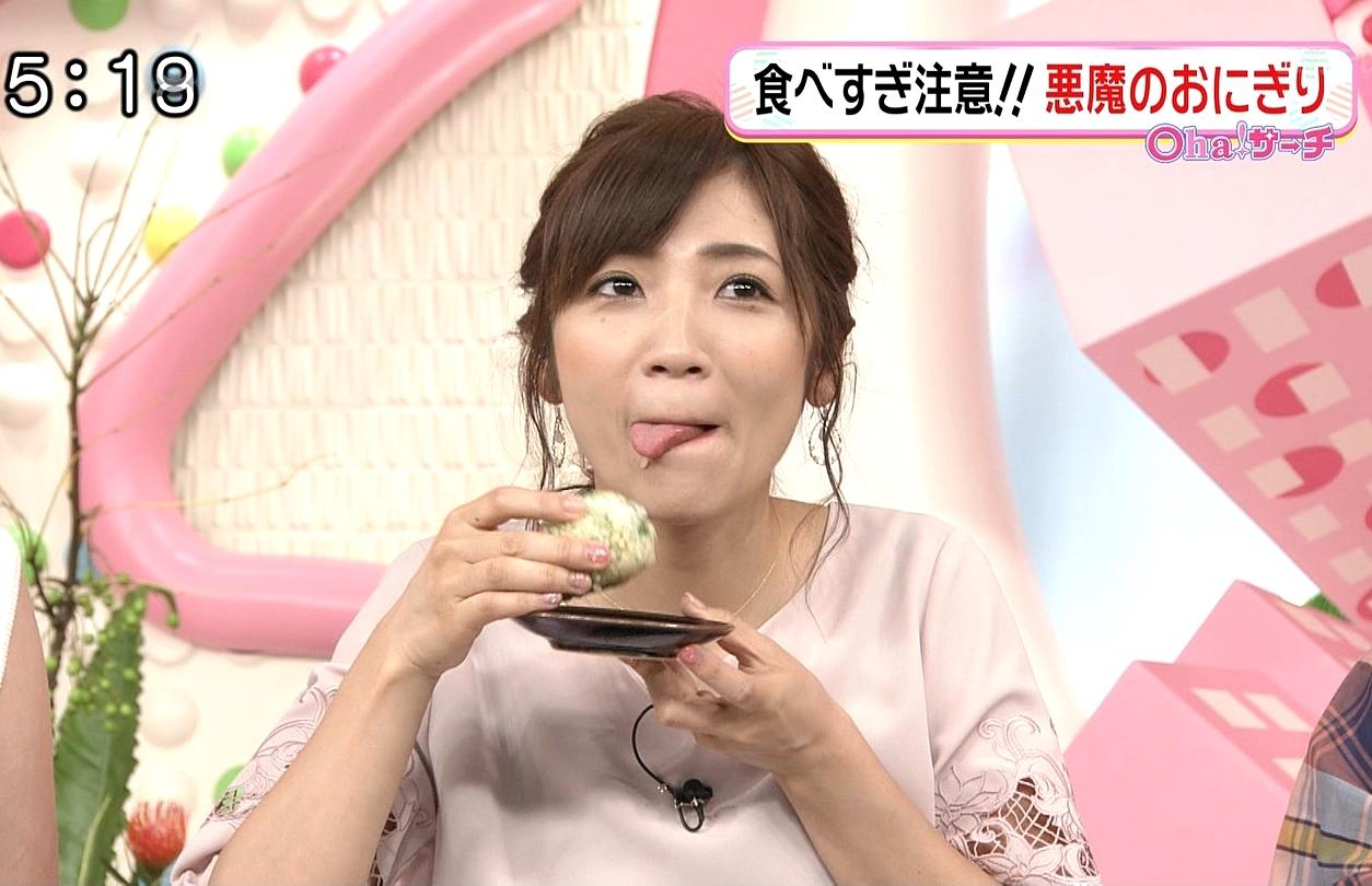 内田敦子の食事舌 (3)