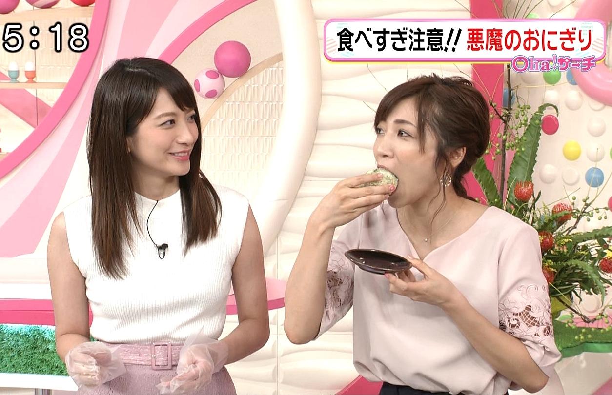 内田敦子の食事舌 (1)
