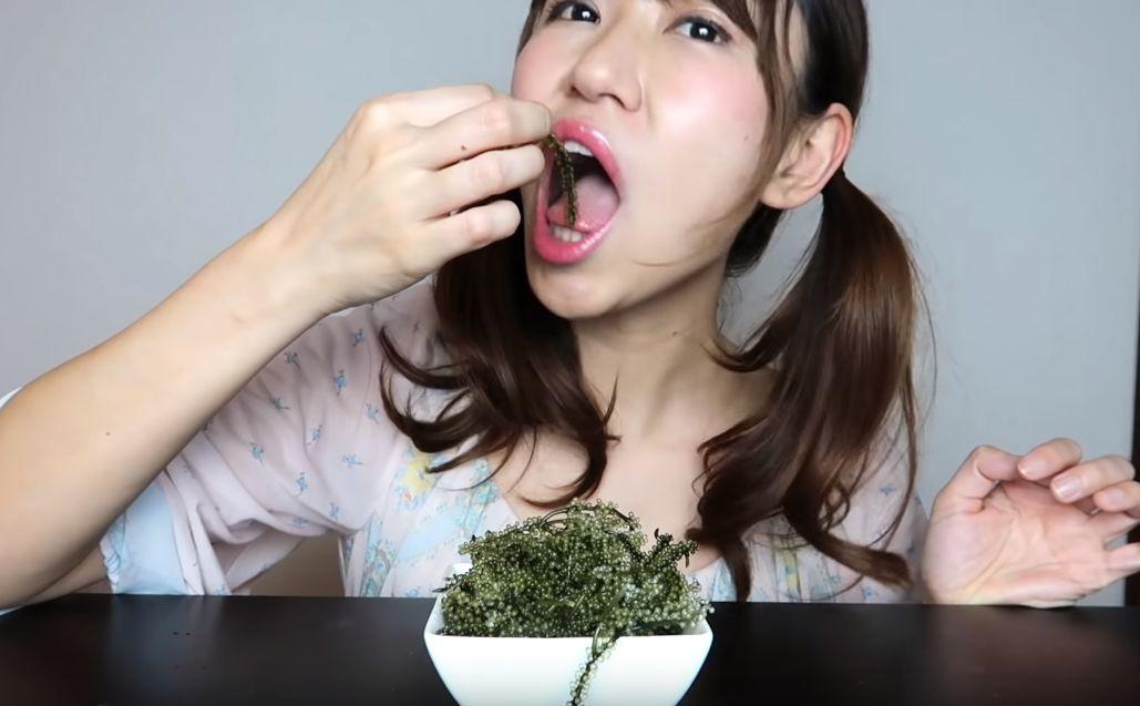 稲垣早希の食事舌まとめ (19)