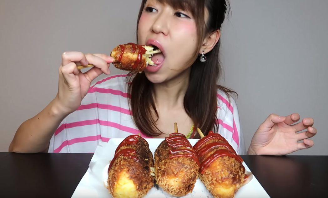 稲垣早希の食事舌まとめ (18)