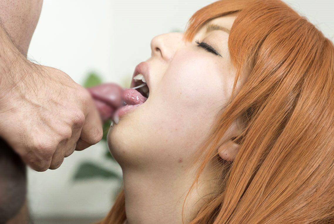 美咲愛のデカ汚舌1 (4)