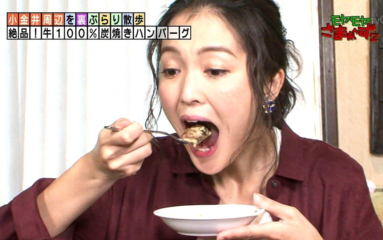 福田典子の食事舌
