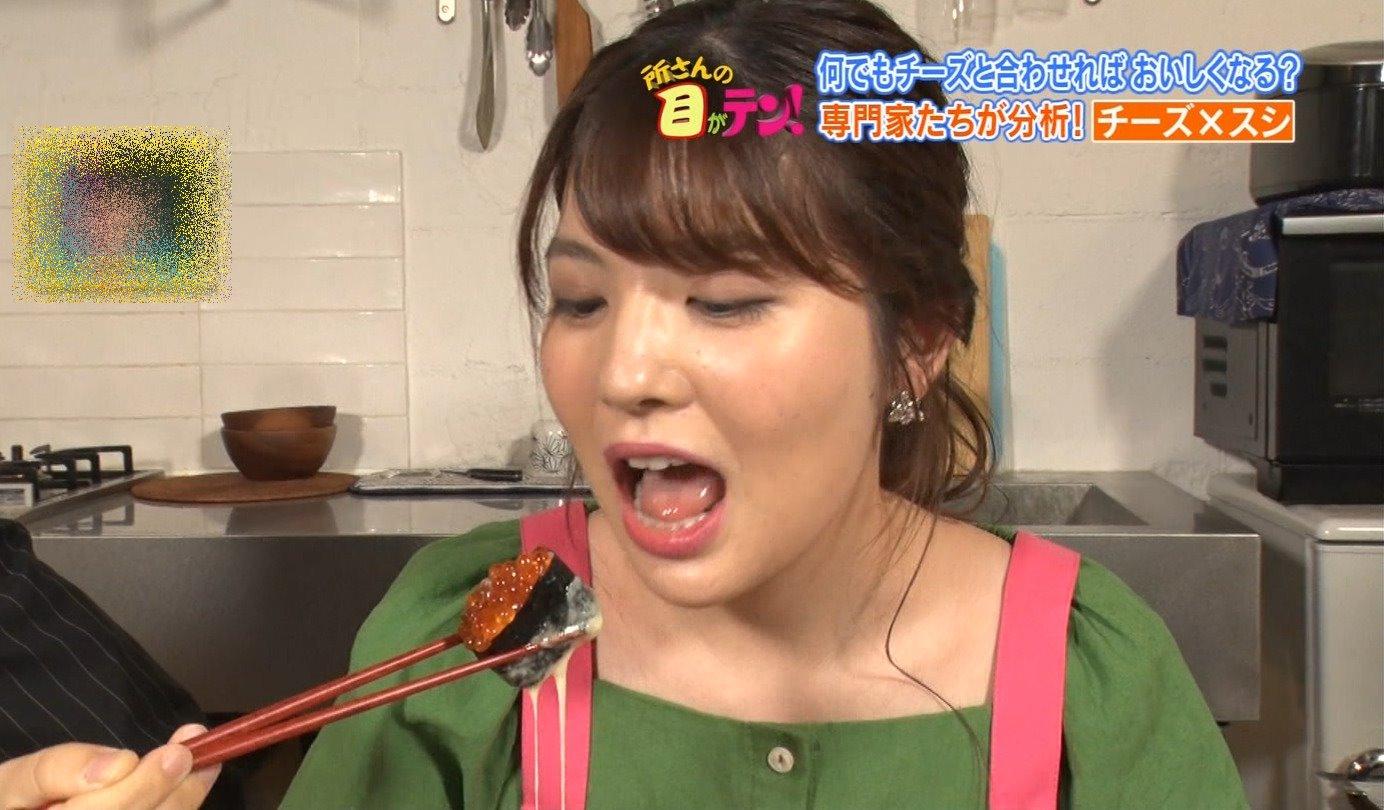 佐藤真知子の食事舌 (1)