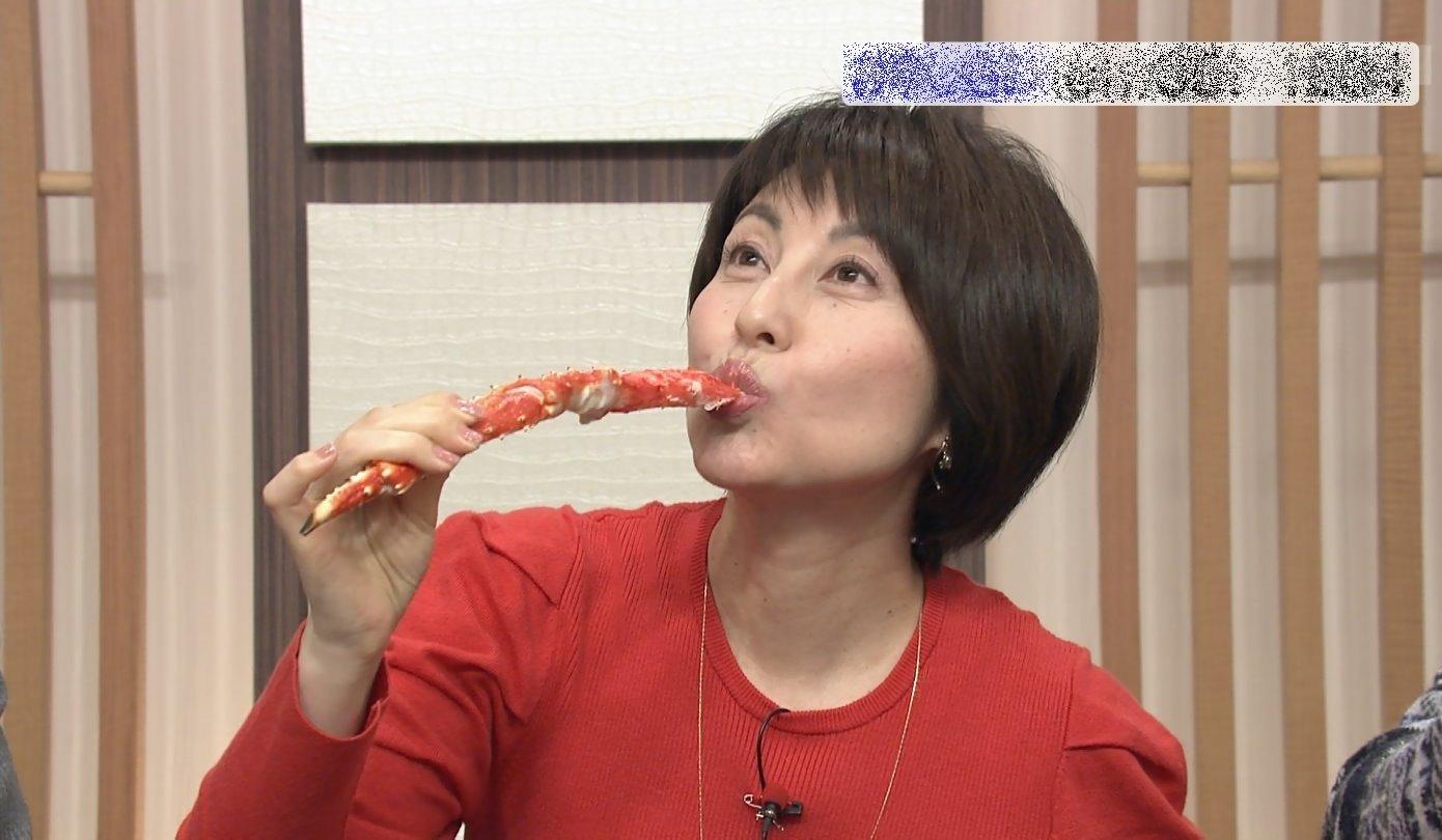 渡辺陽子の迎え舌疑似フェラ (8)